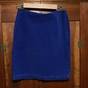 Old Navy blue corduroy skirt Great for fall! 4